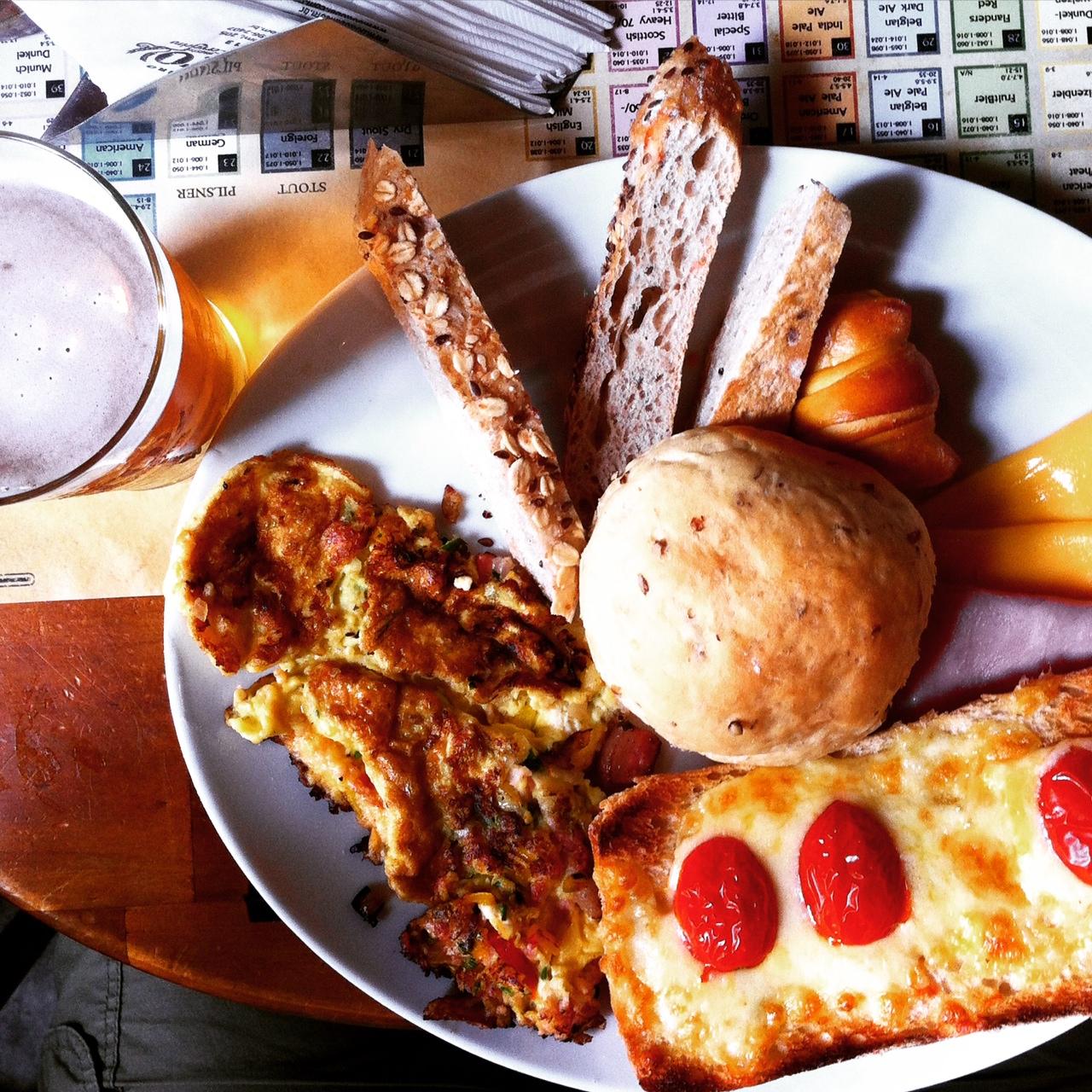 Café da Manhã dos Campeões