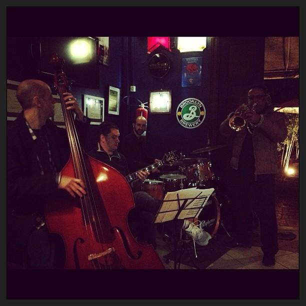 Jazz rolando solto. Foto: Facebook