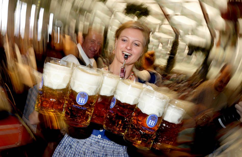 Casa MassKrug tem 1 litro de cerveja!