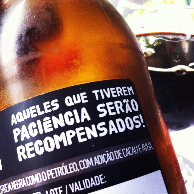 Foto: Cerveja Dum Petroleum
