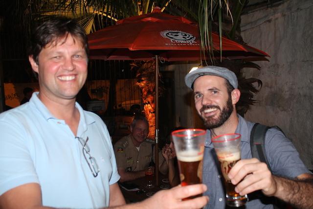 Mica e o Viajante Cervejeiro