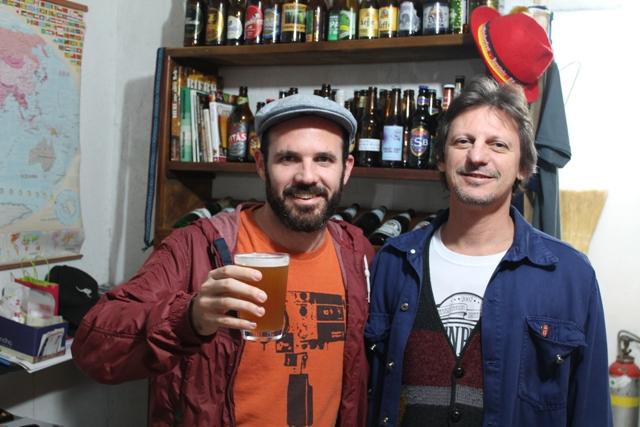 Viajante Cervejeiro e o Carlinhos