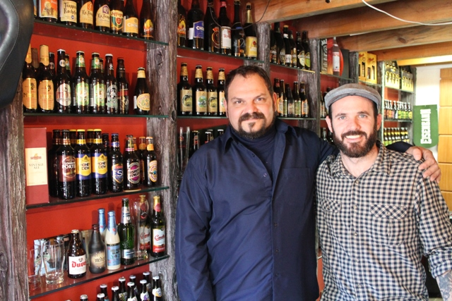 Gustavo e Edson (Viajante Cervejeiro)