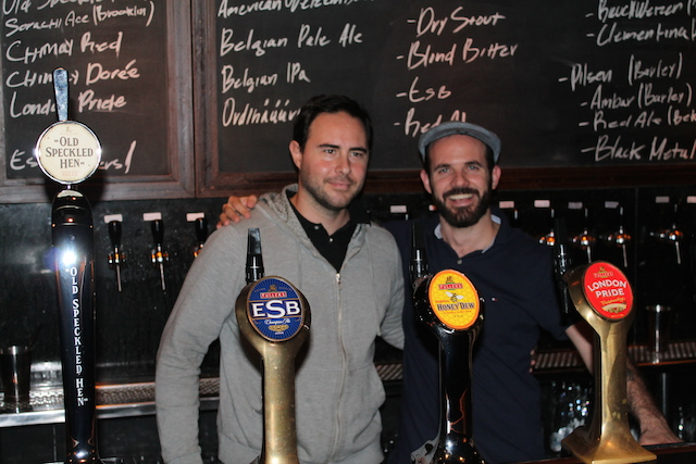 Maurício Chaulet e o Viajante Cervejeiro