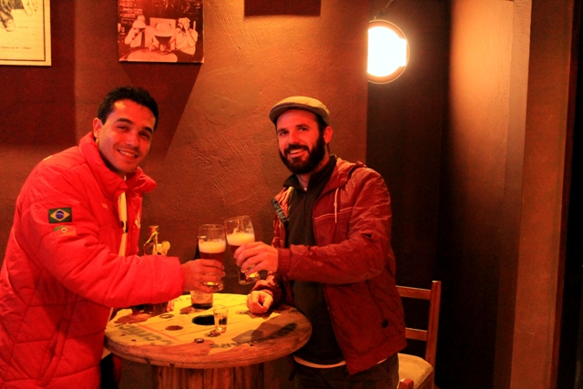 Jorge Godinho e Edson (Viajante Cervejeiro)