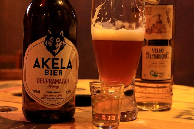Harmonizando Cerveja com Cachaça