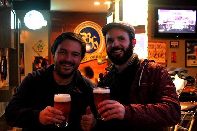 Rafa e Edson (Viajante Cervejeiro)