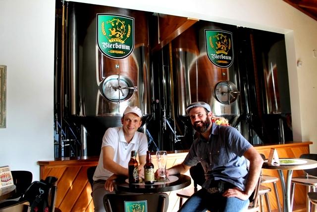 Rodrigo Zanini e Edson (Viajante Cervejeiro)