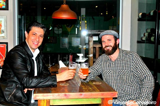 Evandro e Edson (Viajante Cervejeiro)