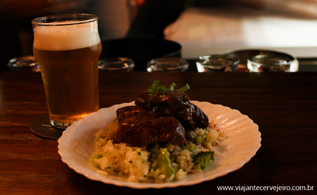 Mais Bier e uma das criações do Chef Mauro