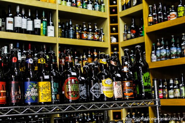Uma ilha só das cervejas nacionais