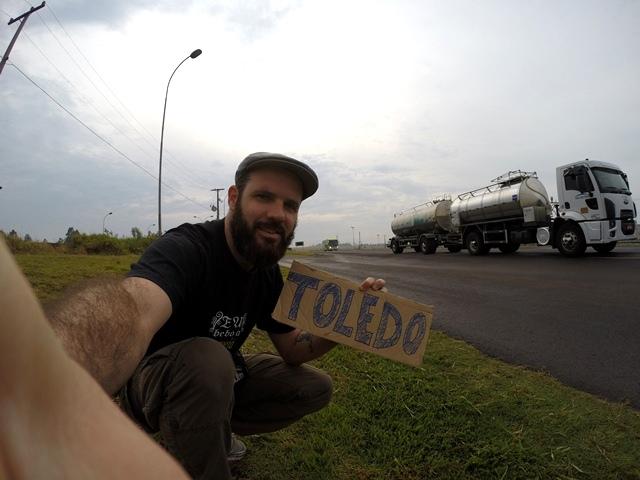 Partiu Toledo?