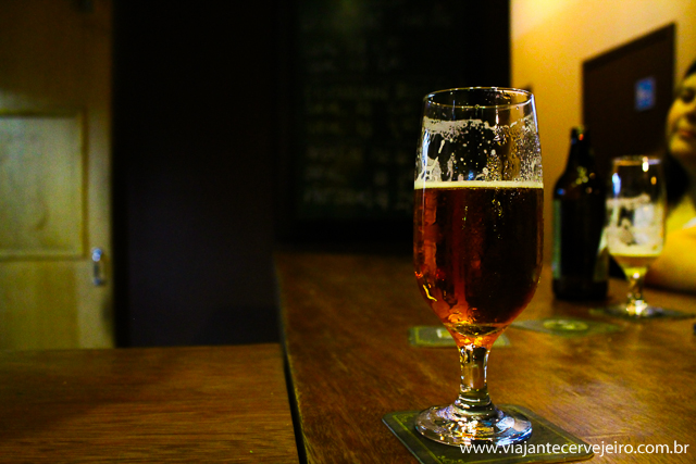 Cerveja artesanal brasileira
