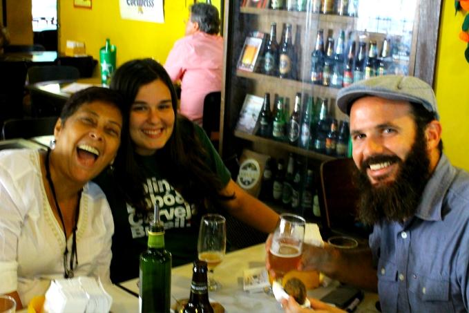 Kátia Barbosa, Bianca Fraga e Eu