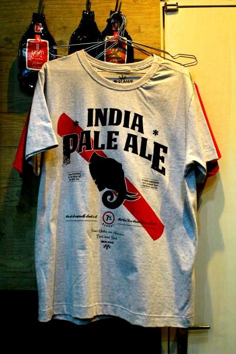 Camisetas cervejeiras