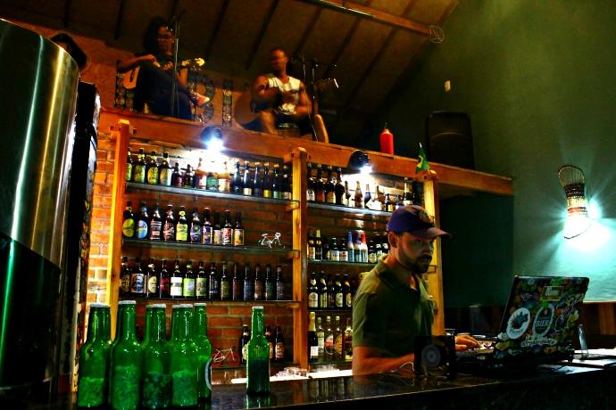 Cerveja artesanal em Ilhéus é no Empório Bier