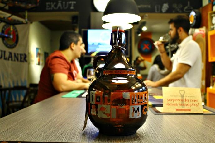 Growler Mestre-Cervejeiro.com