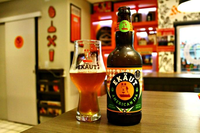 Cerveja local de Recife