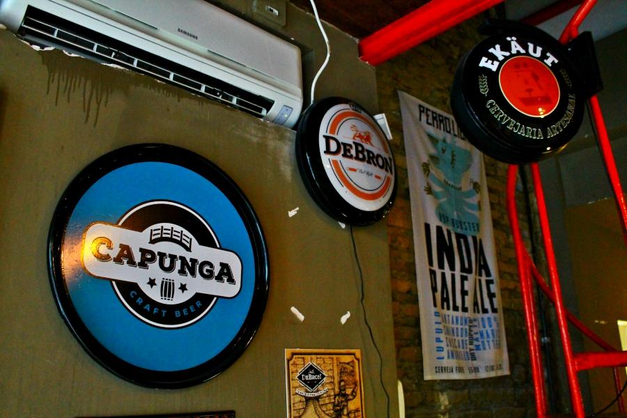 Cervejarias locais #bebalocal